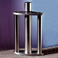 Ellipsis:  Titanium Perfume Bottle